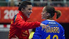 Balonmano - Campeonato del Mundo Femenino: España - Senegal