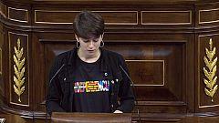Una diputada de ERC incluye a los políticos condenados por el 'procés' en el nombramiento de los 350 parlamentarios