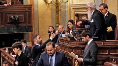 Vox logra un puesto en la Mesa del Congreso gracias a sus 52 diputados