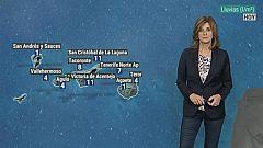 El tiempo en Canarias - 03/12/2019