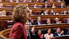 Especiales informativos - Los desayunos de TVE: Constitución de las Cortes (2ª parte)