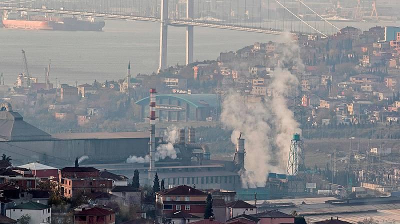 La contaminación mata: informe sobre cambio climático