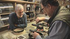 Iturriaga nos muestra cómo se fabrican los tambores