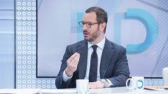 """Maroto acusa a Sánchez de ponerse """"de rodillas"""" ante ERC por """"reconocer que hay un conflicto político en Cataluña"""""""