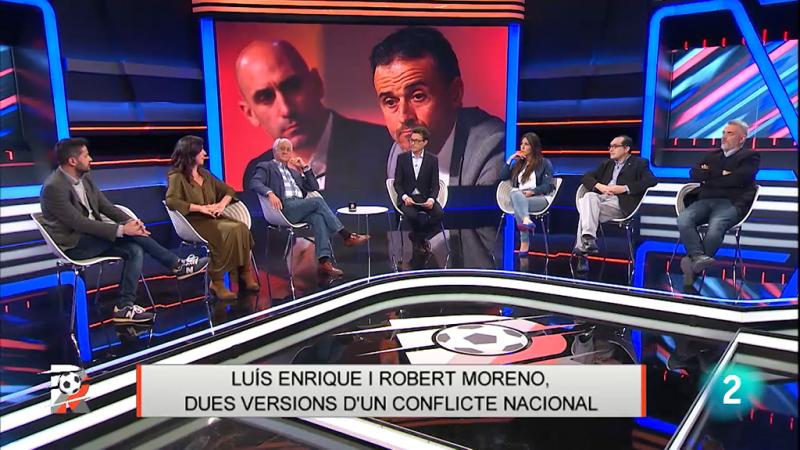El Rondo - El retorn de Luis Enrique