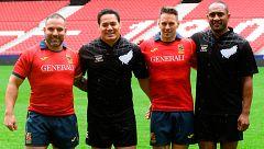 Los 'Classic All Blacks' se medirán a España el próximo 29 de mayo