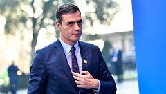 """Sánchez garantiza que el acuerdo con ERC será """"dentro de la Constitución"""" y se hará público"""