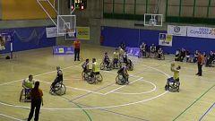Baloncesto en silla de ruedas - Liga nacional. Resumen - 04/12/19
