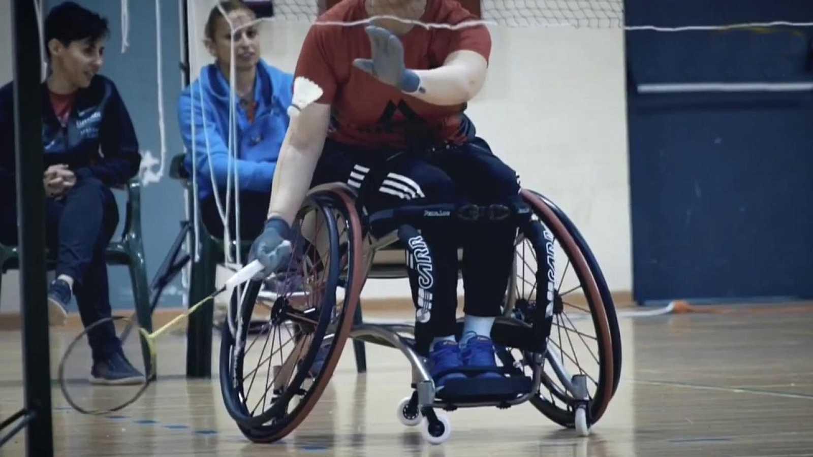 """Reportaje: """"Bádminton paralímpico en femenino"""" - ver ahora"""