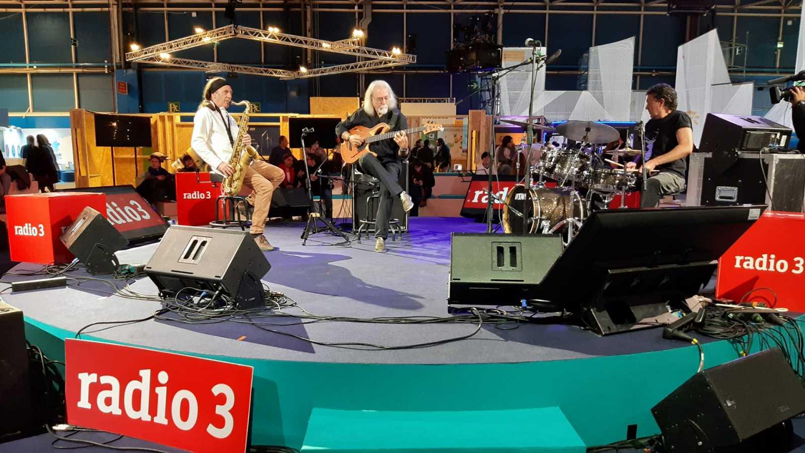Radio 3 suena por el planeta - VÍDEO: Benavent, Di Geraldo, Pardo - 4/12/19 - Escuchar ahora