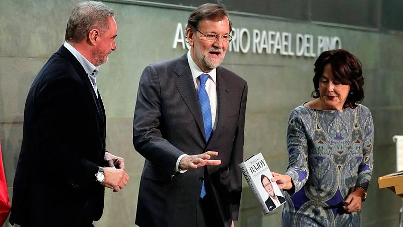 Rajoy presenta en Madrid el libro de memorias de sus siete años al frente del Gobierno
