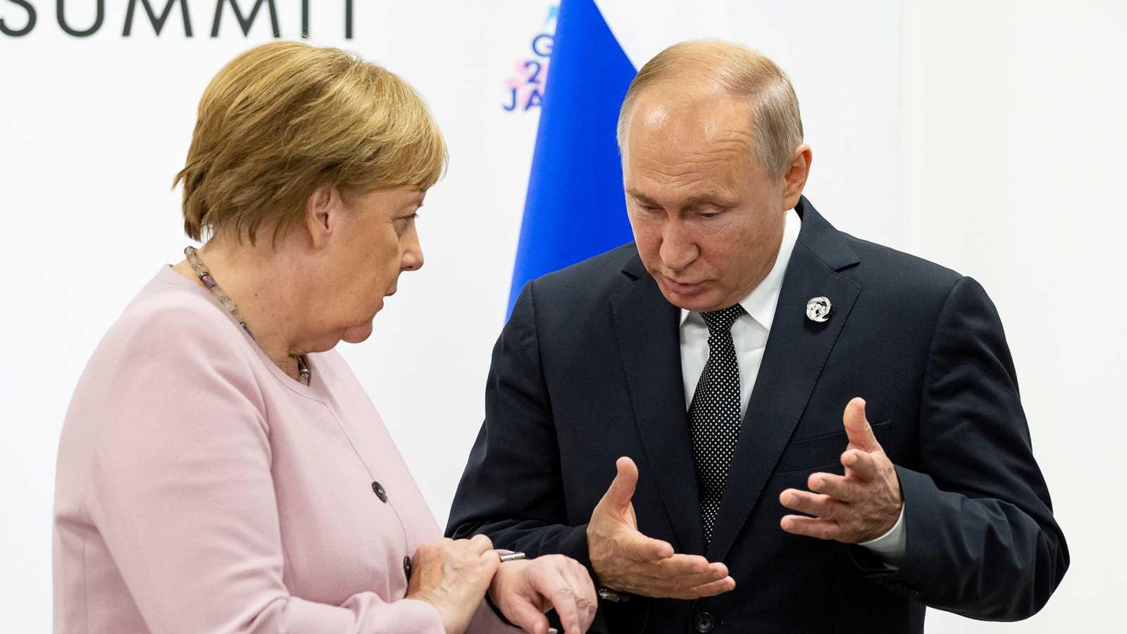 Alemania expulsa a dos diplomáticos rusos y relaciona al Kremlin con el asesinato de un asilado georgiano en Berlín