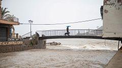 Precipitaciones localmente fuertes en la Comunidad Valenciana, Cataluña, Baleares y las islas Canarias