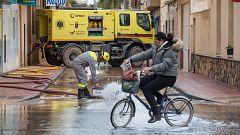 La DANA se intensifica en Cataluña y Baleares con fuertes inundaciones