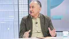 Los desayunos de TVE - Pepe Álvarez, secretario general de UGT