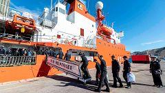 El Hespérides inicia una expedición de seis meses para estudiar el cambio climático en la Antártida