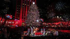 Corazón - ¡En Nueva York el Árbol del Rockefeller Center ya se ha encendido!