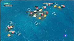 El temps a les Illes Balears - 05/12/19