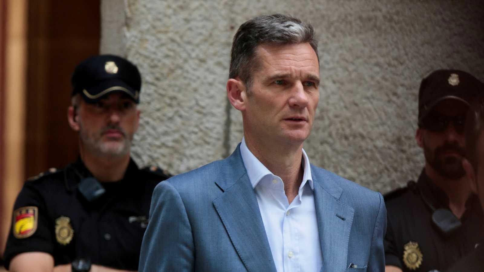 La prisión de Brieva aprueba que Urdangarin disfrute de un permiso de cuatro días en Navidad