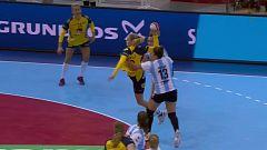 Balonmano - Campeonato del Mundo Femenino: Suecia - Argentina