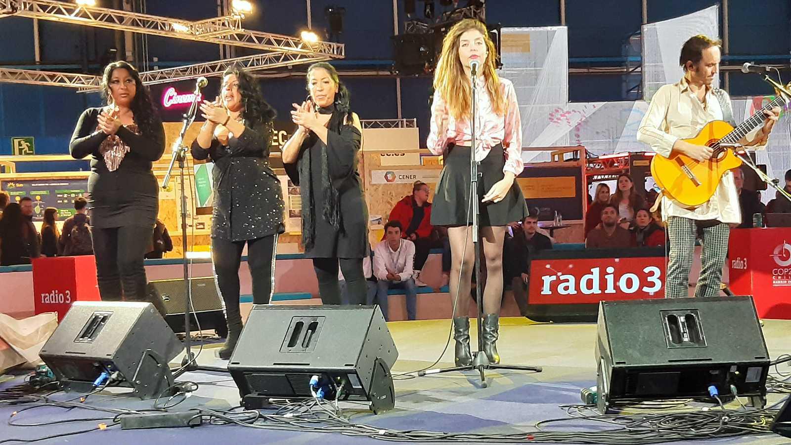 Radio 3 suena por el planeta - VÍDEO: Macaco - 5/12/19