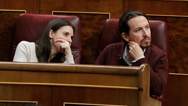 """El exabogado de Podemos tilda su despido como una """"represalia"""" y el partido explica que es por un caso de acoso sexual"""