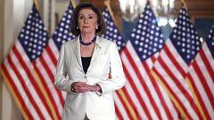 Los demócratas acusarán formalmente a Trump en el 'impeachment'