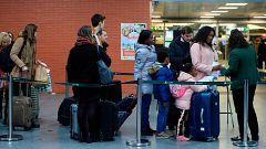 Más de 11.000 usuarios de Renfe afectados por los paros convocados en el puente de diciembre