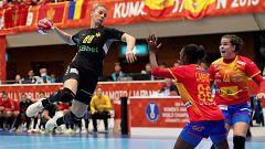 Balonmano - Campeonato del Mundo Femenino: Montenegro - España