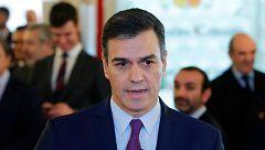 "Sánchez apela a un ""pacto entre diferentes"" para que haya Gobierno"