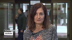 """Almudena Moreno: """"Generación perdida, no, generación herida"""""""