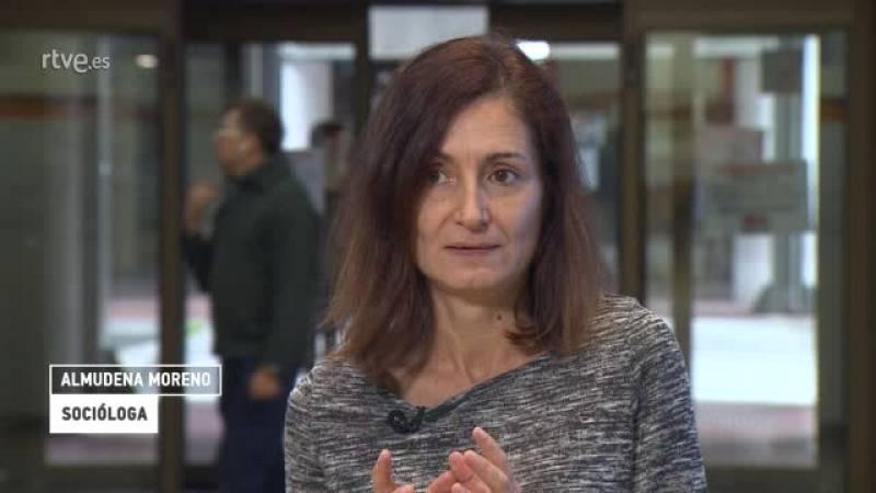 Entrevista a la socióloga Almudena Moreno