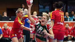 Balonmano - Campeonato del Mundo Femenino: Rumanía - Hungría