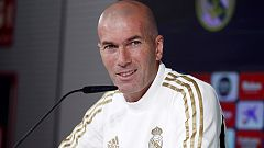 """Zidane: """"Lo de Hazard es más grave de lo previsto"""""""