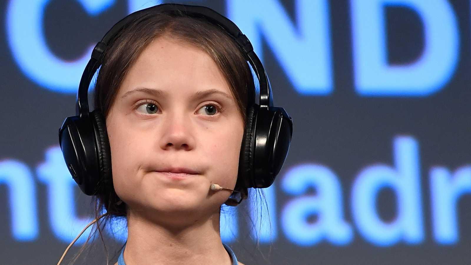 """Greta Thunberg: """"Solo soy una pequeña parte de un gran movimiento"""""""