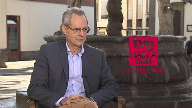 TVE habla con Luis del Río - 07/12/2019