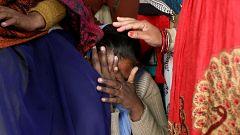 Asesinan en la India a una mujer víctima de violación cuando iba a testificar