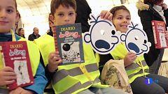 'Los diarios de Greg' conquistan a más de 200 millones de lectores en todo el mundo