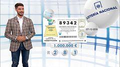 Lotería Nacional - 07/12/19