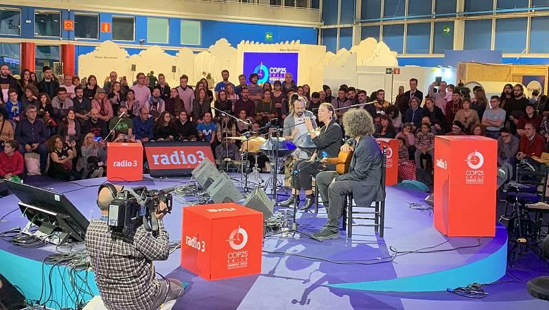 Radio 3 suena por el planeta - VÍDEO: Sandra Carrasco - 07/12/19