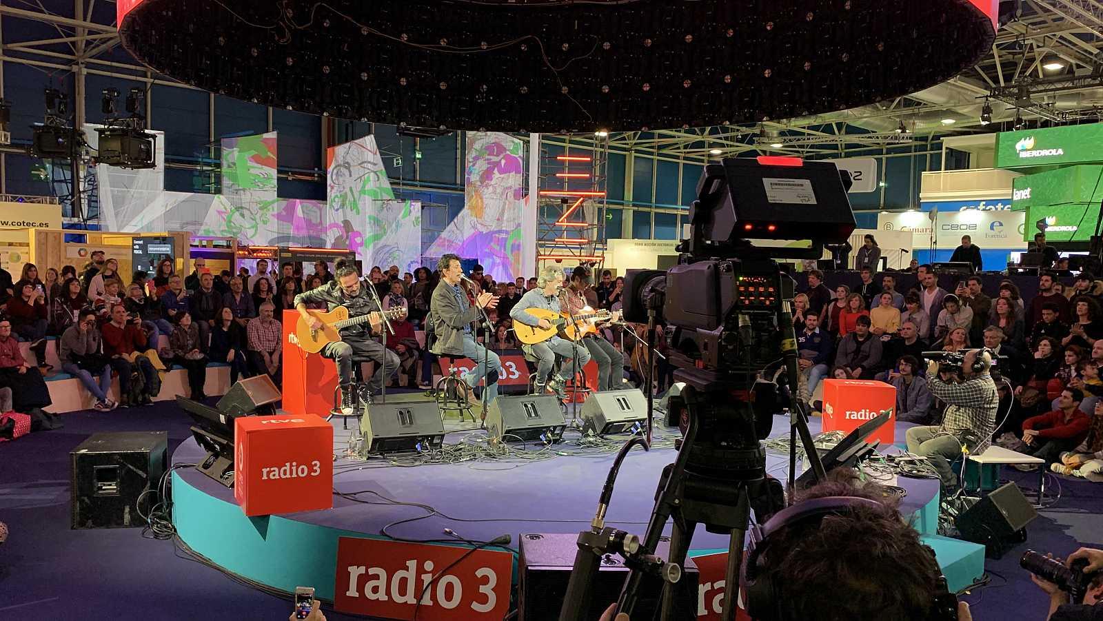Radio 3 suena por el planeta - VÍDEO: Manolo García - 07/12/19
