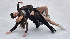 Patinaje artístico - Grand Prix Final. Programa libre danza