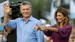"""Macri se despide y pide """"defender"""" a Argentina"""