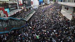 Se cumplen seis meses de las protestas prodemocracia en Hong Kong