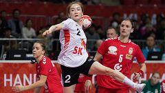 Balonmano - Campeonato del Mundo Femenino: Serbia - Corea