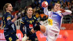 Balonmano - Campeonato del Mundo Femenino: Suecia - España