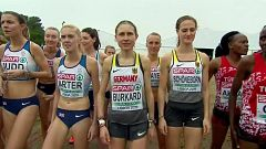 Atletismo Cross - Campeonato de Europa Carrera Senior Femenina