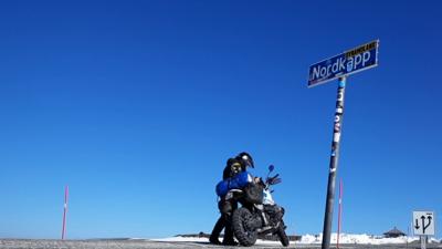 Diario de un nómada: Carreteras extremas 2 - Llegada a Cabo Norte - ver ahora