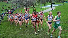 Atletismo Cross - Campeonato de Europa Carrera Junior Femenina