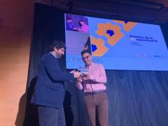 En Lengua de Signos - Atleta sordo, Jaime Martínez Morga, premiado